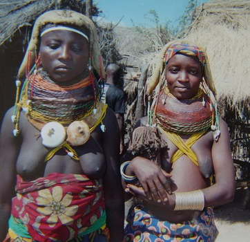 Women in angola