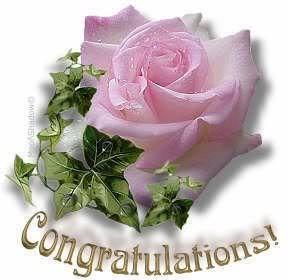 congratulations late