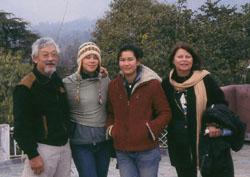 The Suzuki Family | Severn Cullis-Suzuki