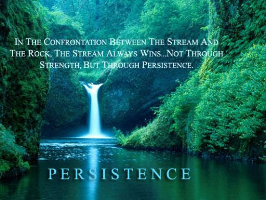 Motivational Quotes Consistency And Persistency: INSPIRATIONAL WINDOW