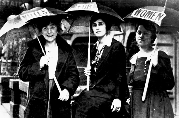 the plight of the womens suffrage in america Citizenship and suffrage: the native american struggle despite their longtime residency in north america the rights of citizenship and suffrage.