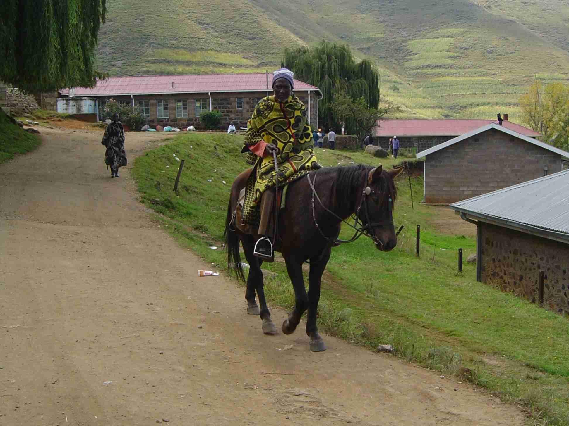 Lesotho Celebrates Independence Day October 4