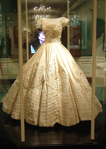 jackie kennedy blood stained dress. Kennedy Library in Boston,