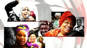 Nobel Peace Prize - jointly to three women