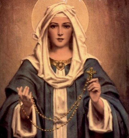 Blessed Mother Mary And Jesus Our Lady of the...