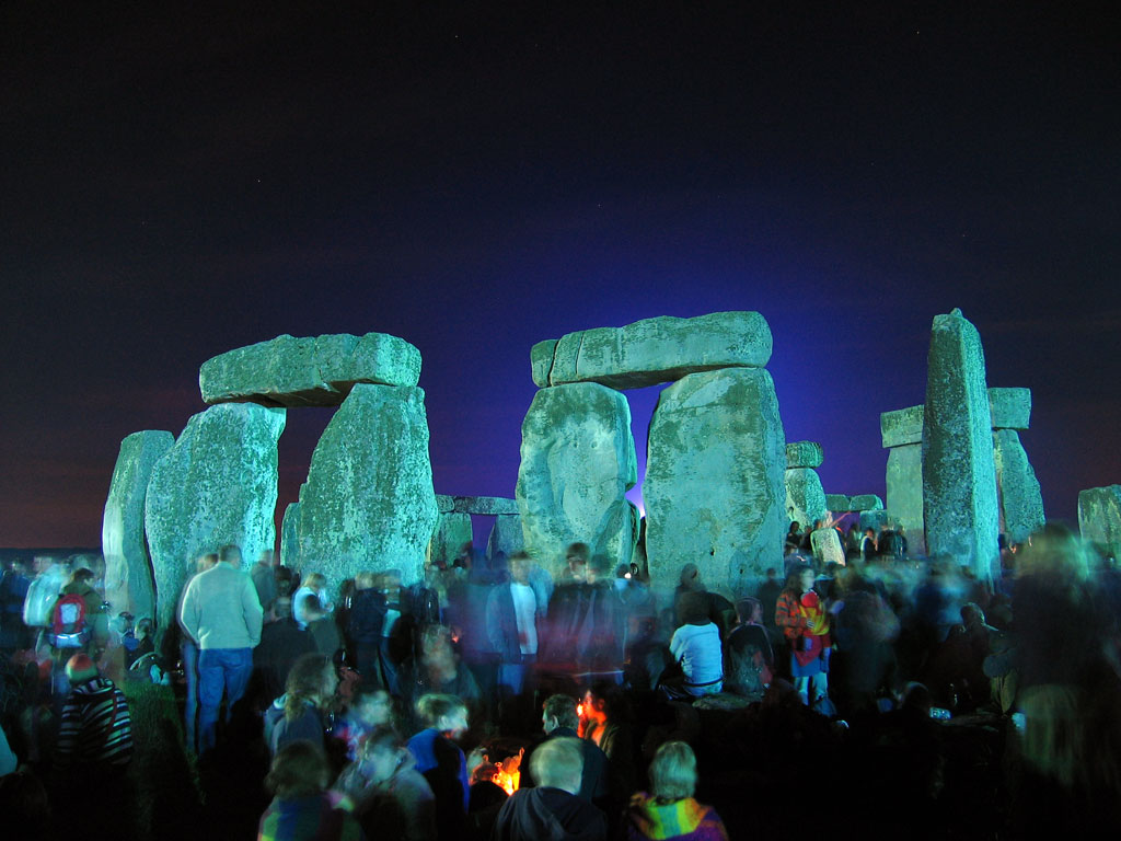 Summer Solstice 2012 – celebrated June 20 th!