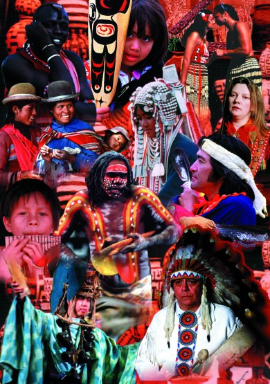Download this The International Day World Indigenous People August picture