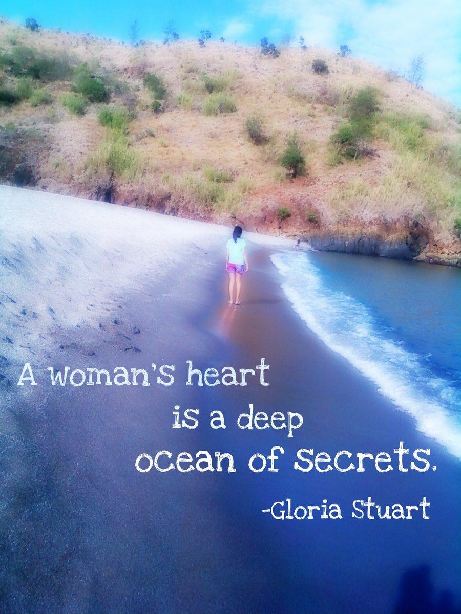 Womans Day Com >> INSPIRATIONAL WINDOW – A Woman's Heart