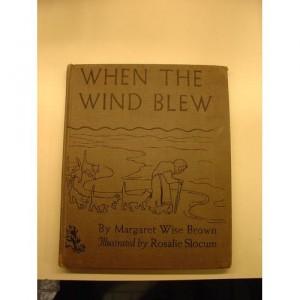 When the Wind Blew,margaret wise brown