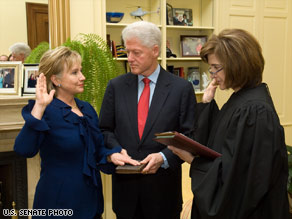 hillary art.clinton.oath.senate