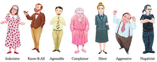 personalities