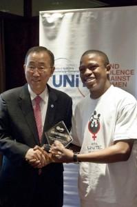 Mwasapi Secretary General Ban Ki-moon