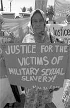 sex slaves military