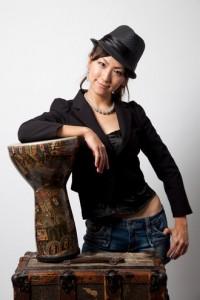 NORIKO TERADA (Japan) - Percussion