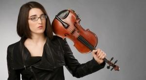 SUE BUZZARD (USA) – Violin