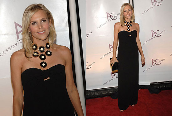 67d0db5de4a1 tory Burch at 2007 Accessories Council of Excellence Awards