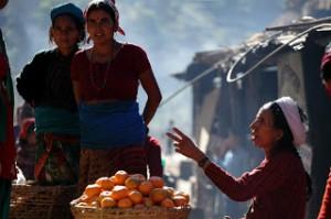 NEPAL market2
