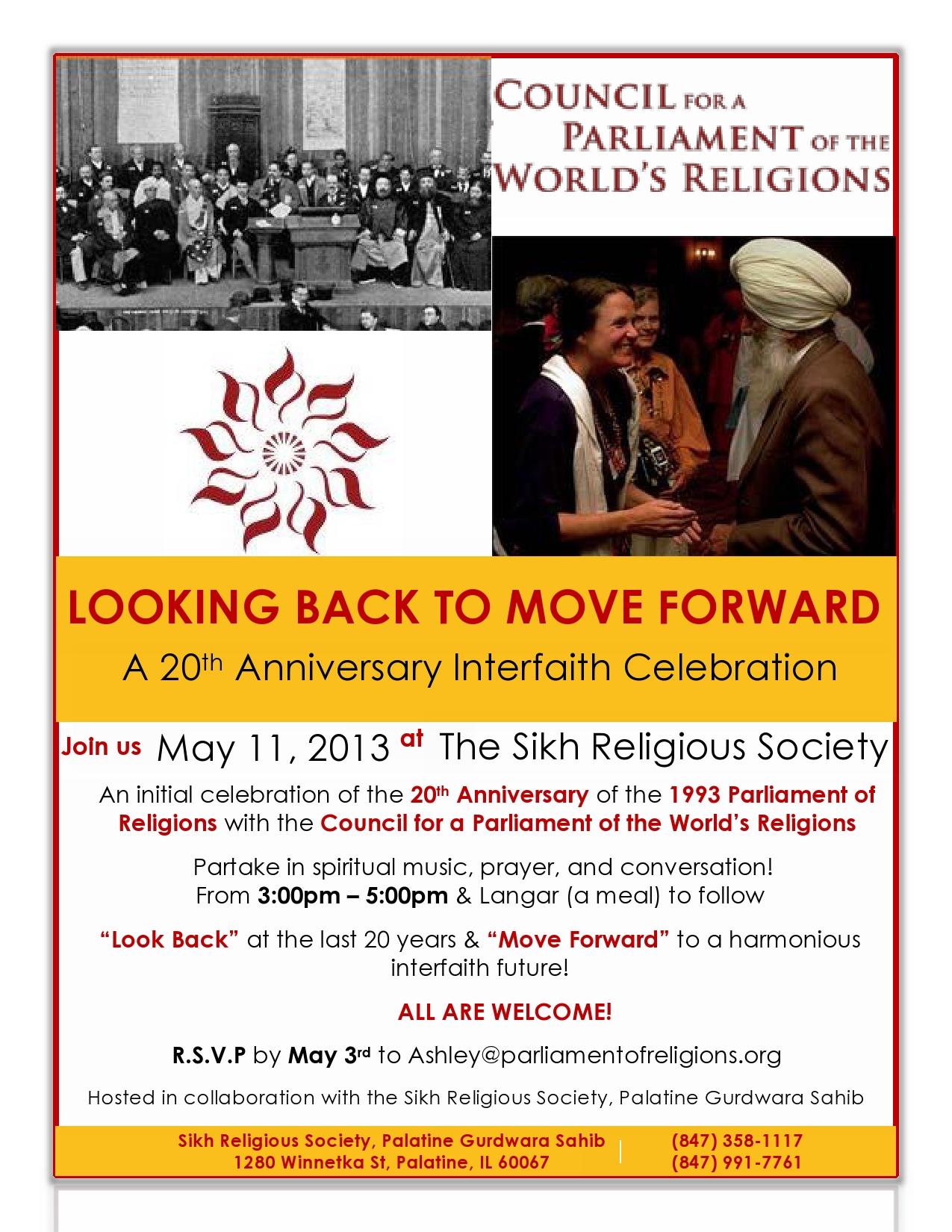 council interfaith celebration