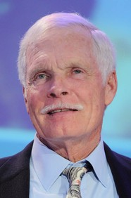 Ted Turner Captain Planet