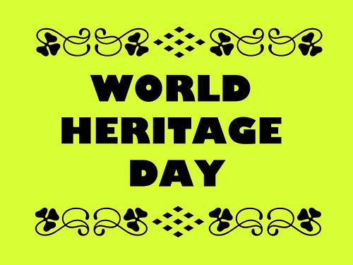 world heritage 2013