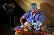APTOPIX Mideast Jordan Born A Refugee
