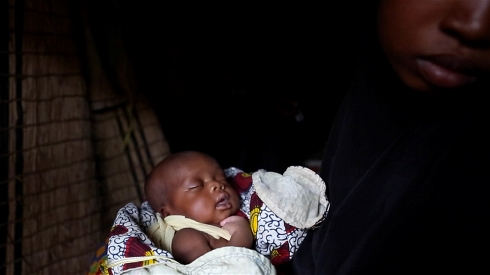 Mali rape victims
