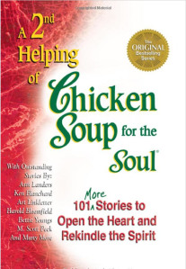 chicken soup 2nd helping