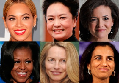lorre white most powerful women