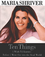 maria shriver book-ten-things-180