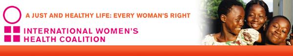 women health coalition header