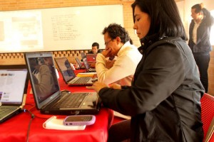andes journalism 2013