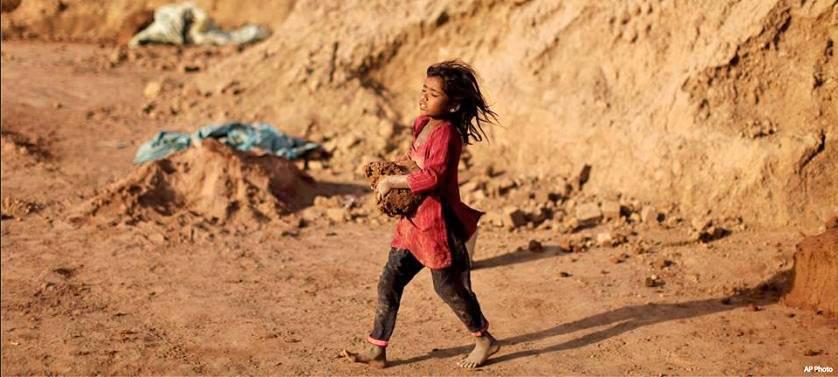 child slavery 2013 june