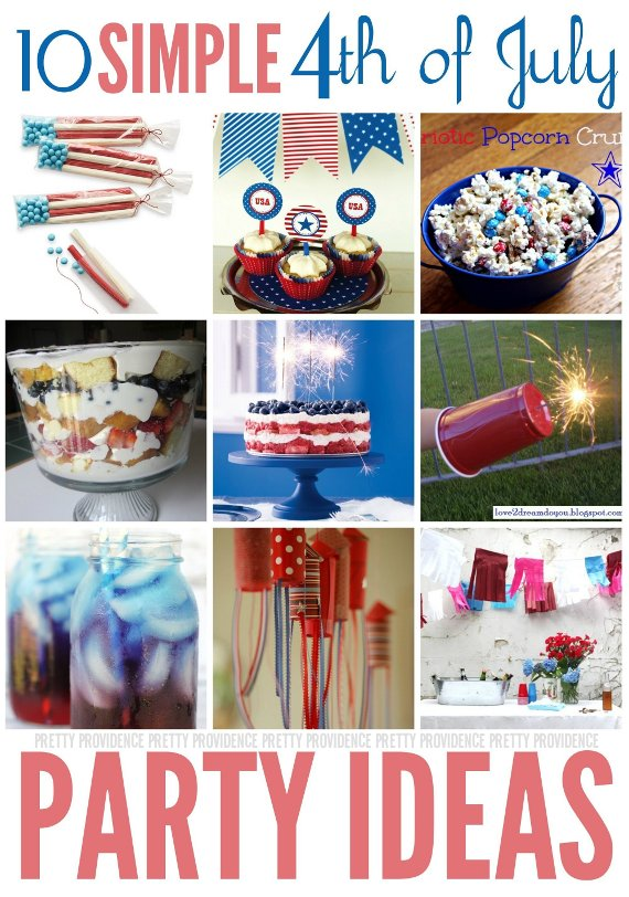 4Th Of July Backyard Party Ideas 4th of july, celebrate with the best bbq (24 blogs of 'how to')