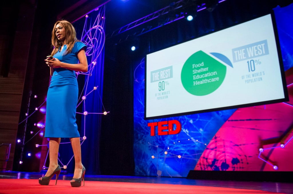 DAMBISA TED TALKS