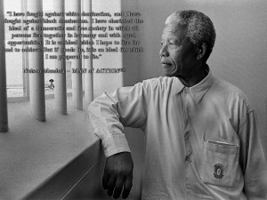 nelson mandela quote a c of w