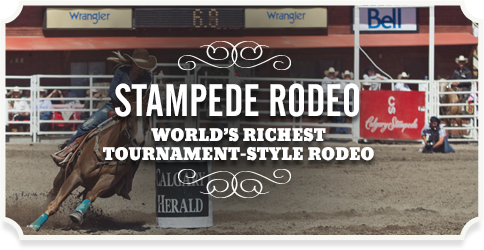 Canada S Calgary Stampede Is Celebrates 2013