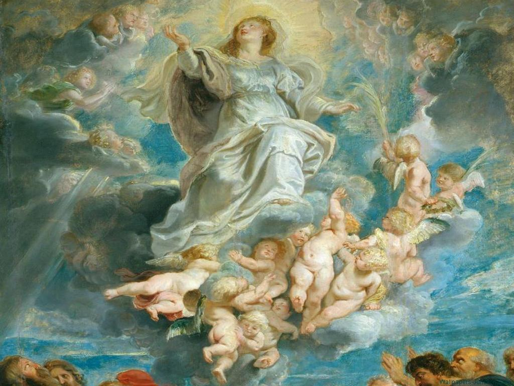 Assumption_Of_Mary_Wallpapers