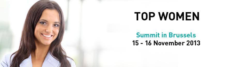 TOP WOMEN BRUSSELS - EVENT