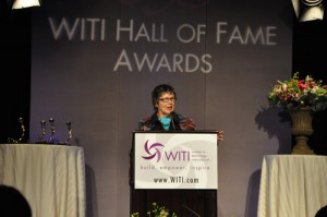 carolyn hall of fame awards