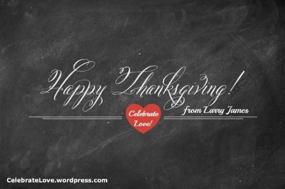 larry thanksgiving 2013