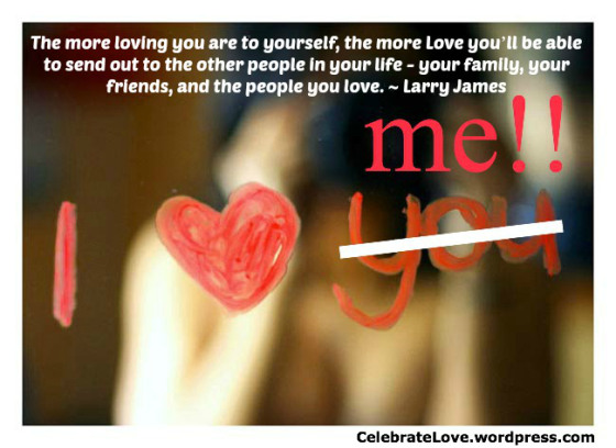 larry I LOVE ME