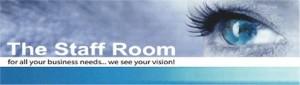 The Staff Room logo