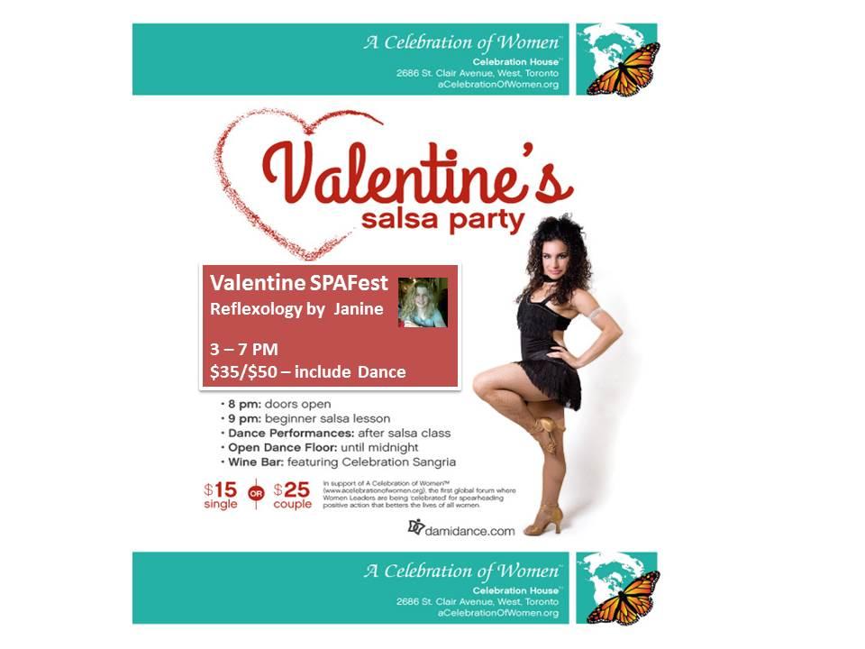 VALENTINE DANCE + SPAFest FEB 14