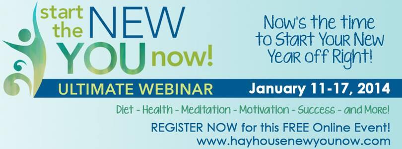 hay house jan 2014 webinar