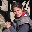 Hamida Ghafour.jpgin Afghanistan