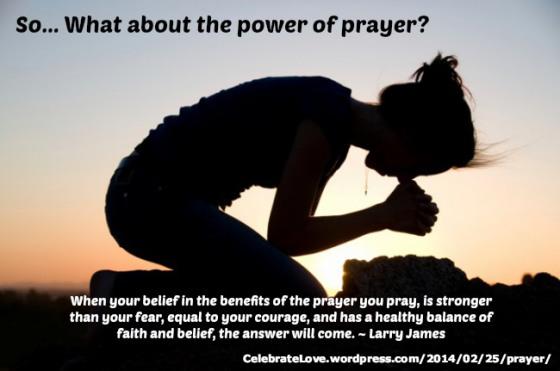 LARRY PRAYER