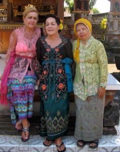 Sharon in Bali Sofia Giranda