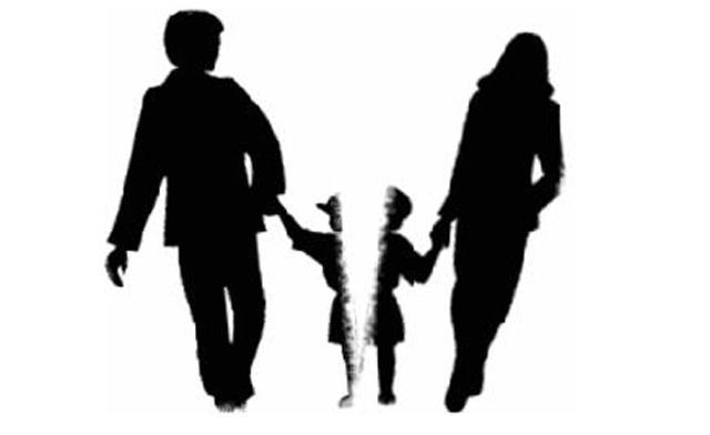 parents break up relationship with kids