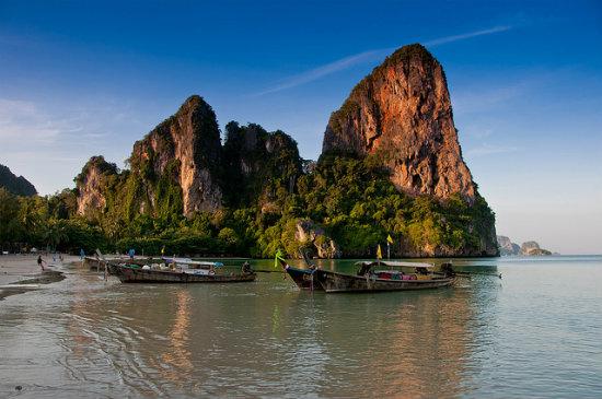 Beach-Thailand Railay
