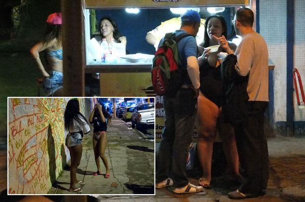 European sex workers in bangkok